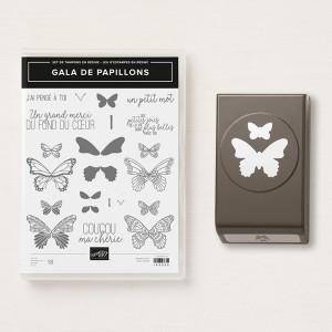 150600 Set Gala de Papillons