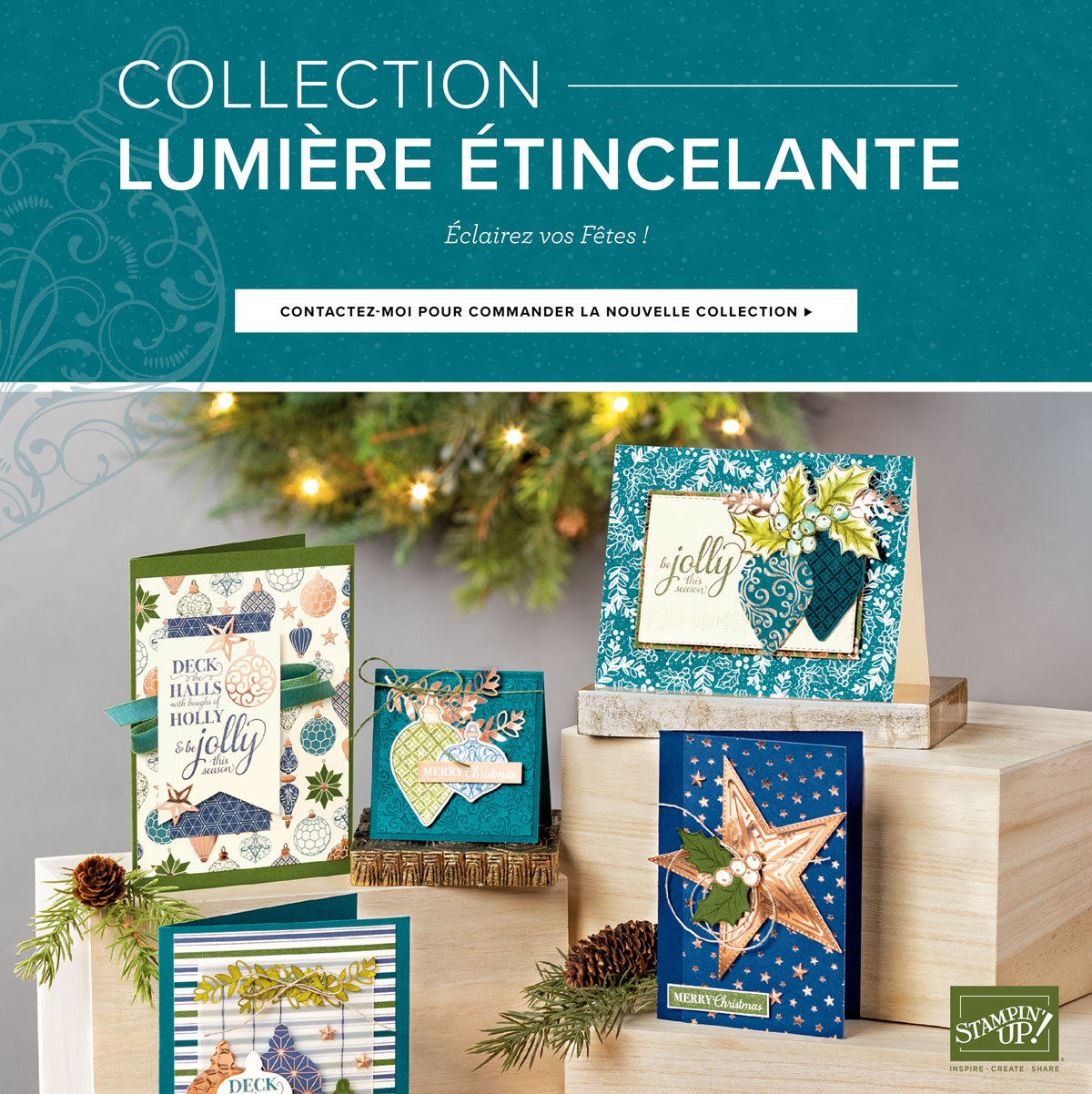 Collection Lumiere Etincelante